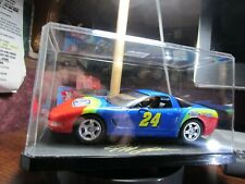 HOTWHEELS....BROOKFIELD ..JEFF GORDON RAINBOW...CORVETTE