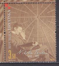 CROATIA 2006 **MNH SC# #  626 Nikola Tesla - Inventor
