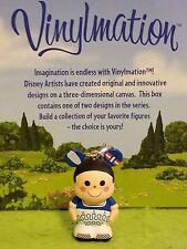"Disney Vinylmation 1.5"" Park Set 4 Junior Jr It's A Small World French Girl"