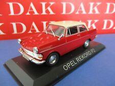 Die cast 1/43 Modellino Auto Opel Rekord P2