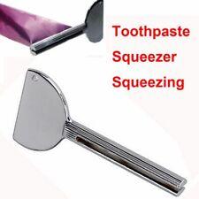 Stainless Steel Metal Tube U Shape Toothpaste Hair Dye Oil Paint Squeezer Tool