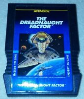 The Dreadnaught Factor (Activision) Cartridge Only