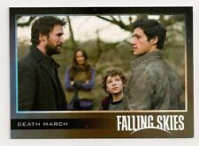 2013 FALLING SKIES PREMIUM PACK BASE CARD #24 DEATH MARCH