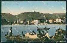 Verona Bardolino Lago di Garda cartolina QT4620