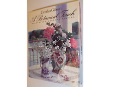 Cynthia Gibson A Botanical Touch Decoration Garden Parties Hardcover