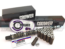 CROWER STAGE 2 TURBO CAMSHAFT & Spring kit for 96-00 Honda Civic EX D16z6