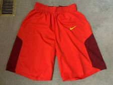 Nike China authentic basketball shorts Fiba Olympics Beijing large speedvent Euc