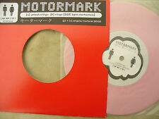 MOTORMARK EP JETSET RINGO pink vinyl new! single