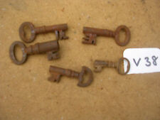 Iron Pre-Victorian Boxes & Chests (Pre-1837)