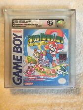 New Factory Sealed Super Mario Land 2: 6 Golden Coins VGA Graded 95 Mint Gold
