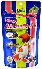Hikari Goldfish Staple bebé flotante Pellet alimentos 100G especialista comida para peces