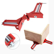 Woodworking 90°Degree Right Angle Picture Frame Corner Clamp Holder Hand Tool