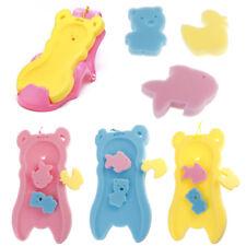 Neugeborene Anti-Rutsch-Schwamm-Pad Baby-Badewanne Bade-Pad Baby-Dusche Baby-BOD