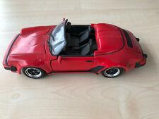 Porsche Modell Speedster 911 von 1989 Vitrienenmodell TOP