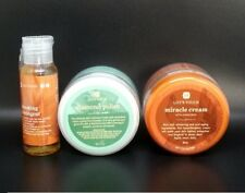 3PCS LILYS TOUCH MIRACLE CREAM LILYS ASTRINGENT AND DIAMOND POLISH