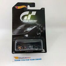 Ford GT LM * Black * Hot Wheels Gran Turismo * R20