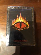Middle Earth - The Wizards Unlimited Edition Starter Deck - Sealed New