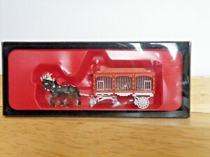 PREISER HO Scale #22153 Walther's Great Circus Train - Hagenbeck Wallace Cage