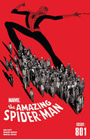 AMAZING SPIDER-MAN #801 ALEX ROSS COVER SLOTT MARVEL COMICS RED GOBLIN
