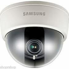 Samsung SCD2060E RB High Resolution Day-Night Dome Camera, 2.5-6mm