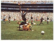 Photographie Vandystadt Coupe du Monde Football Mexique Maradonna Finale