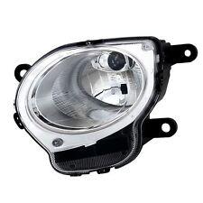 Fiat 500 High Beam Headlight Side Spot Light Lamp Passengers Side 2008-2017