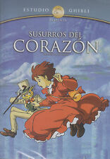 DVD - Susurros Del Corazon NEW Whispers Of The Heart Hayao Miyazaki