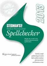 Stedman's Plus Version 2013 Medical/Pharmaceutical Spellchecker Standard