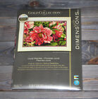 Dimensions Counted Cross Stich Gold Collection Coral Peonies 70-35298