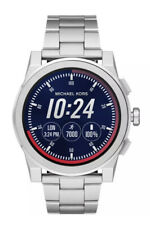 NEW AUTHENTIC MICHAEL KORS GRAYSON ACCESS SMARTWATCH TOUCH SCREEN MKT5025 WATCH