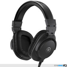 Yamaha HPH-MT5 Black Pro Studio Monitor Audiophile Headphones