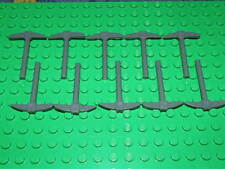 LEGO 10 x  PICKAXE-PICK AXE 3841  ACCESSORIES FOR MINI PEOPLE/MINIFIGURES