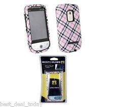 Body Glove Snap On Case For HTC Hero Sprint Posh Pink