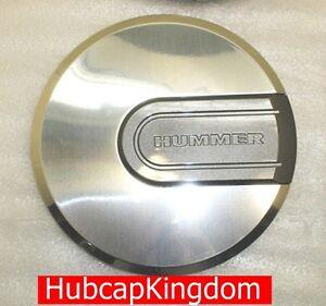 "2008 2009 HUMMER H2 17"" Wheel Center Hub Cap POLISHED Factory Original"