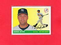2020 Topps Archives baseball #88 DEREK JETER New York Yankees Hall of Fame