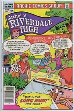 ARCHIE AT RIVERDALE HIGH #99 - Cheryl Blossom