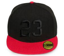 Vêtements, chaussures et accessoires de baseball noirs