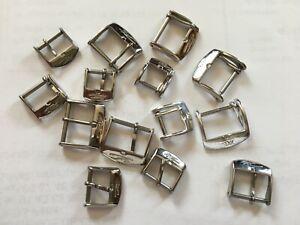 Lot de boucles ZRC pour bracelet montre