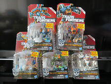 Transformers Generations FOC complete set of Wreckers / Ruination MISB REDUCED!!