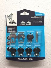 8-Piece Wall Hangers Hillman Fasteners High & Mighty Part 515314 • For Drywall
