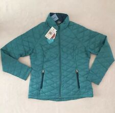 NWT Women XXL Free Country Puffer Jacket Down Ladies Jade Mist Green $100