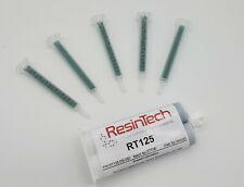 ResinTech RT125 Flexible High Performance Epoxy Adhesive w/ 5 Nozzles