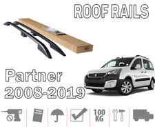 Streetwize SWRB3 Barres de toit universelles pour v/éhicule avec rails de toit