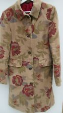 Boden ladies brown coat size 14
