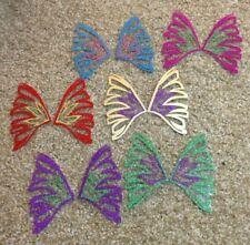 Winx Club SIRENIX doll wings Bloom, Stella, Musa, Flora, Tecna, Aisha SEE DESCR