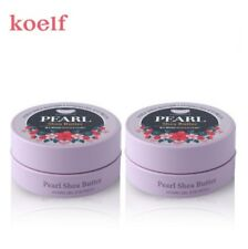 2 Pack of KOELF Pearl & Shea Butter Hydro Gel Eye Patch 60ea