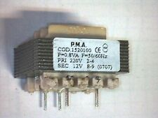 Printtrafo prim. 220V sek 12V 0,8VA P.M.A. 1520100 Transformer Transformator