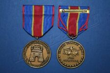 ARMY OCCUPATION OF PUERTO RECO MEDAL (1898) Full Size, (REPO) (1078)FP