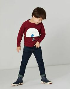 Joules Boys Ted Skinny Jeans  - Denim - 9Yr-10Yr