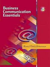 Business Communication Essentials by John V. Thill, Courtland L. Bovée and...